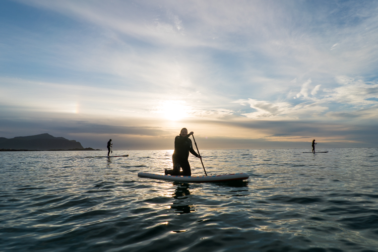 SUP, Stand up paddle, Schibevaag Adventure